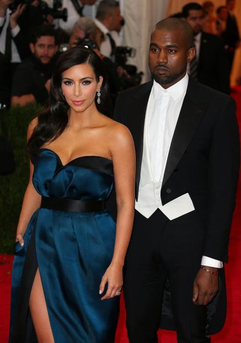 E OFICIAL! Kim Kardashian și Kanye West se vor căsători la Florența