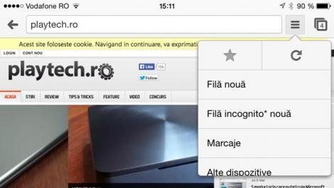 Zece trucuri pentru eficienţă sporită în Google Chrome pe Android şi iOS