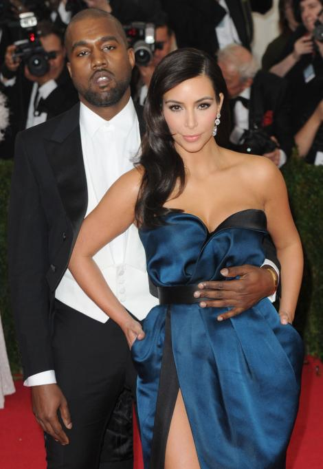 Uite ce super vedete au invitatat Kim Kardashian și Kanye West la nunta anului!