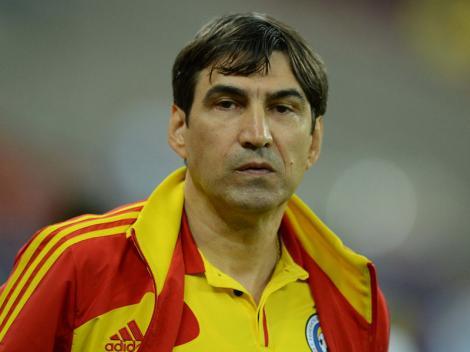 Victor Piţurcă a renunţat la trei stranieri pentru turneul echipei naţionale în Elveţia