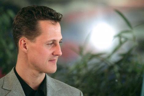 Michael Schumacher îşi revine: Are momente de luciditate