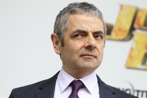 Mr. Bean a salvat de la moarte un pilot de Formula 1