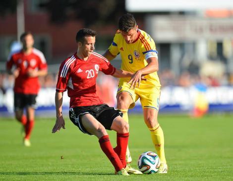 VIDEO: România-Albania 1-0   Răzvan Raţ a înscris unicul gol al partidei