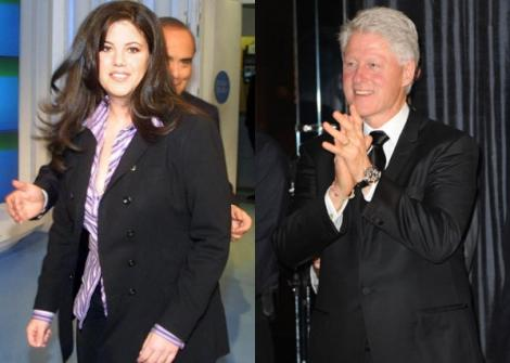 După ani de tăcere, Monica Lewinsky vorbeşte despre aventura pe care a avut-o cu președintele Bill Clinton!