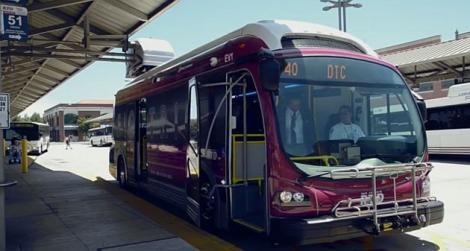 Autobuzul electric Proterra deține recordul de distanță