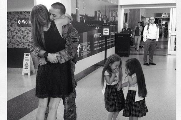 Imaginea care topeşte inimi! Asta e cea mai emoţionantă revedere!