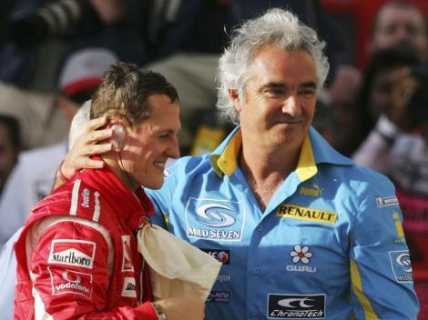 Ce se întâmplă cu Michael Schumacher? Flavio Briatore CONFIRMĂ