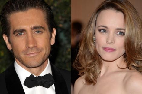 Se lasă cu o idilă? Rachel McAdams and Jake Gyllenhaal au fost surprinşi împreună!