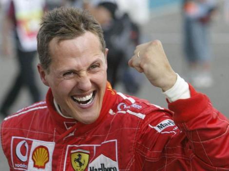 Vestea pe care o aştepta o lume întreagă: Michael Schumacher S-A TREZIT!!!