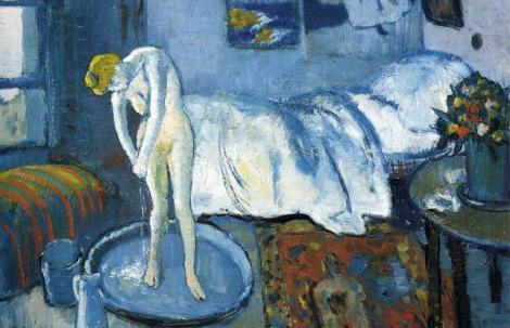 Fascinant! O pictură a lui Pablo Picasso ascunde un portret misterios