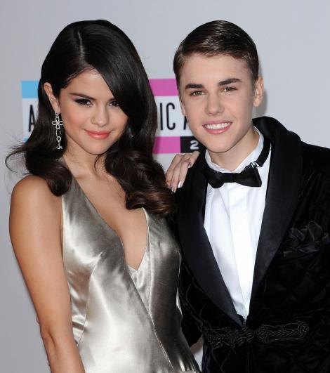 Justin Bieber şi Selena Gomez, din nou împreună