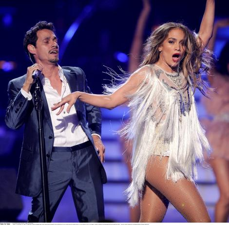 Marc Anthony şi Jennifer Lopez au divorţat oficial