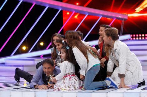 """Caravana """"Next Star"""" caută cei mai talentaţi copii"""