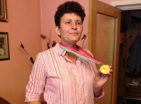 Doliu în lumea sportului! Canotoarea Florica Lavric a murit