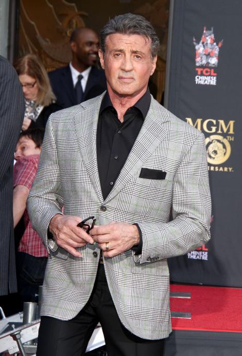 Sylvester Stallone revine în rolul lui Rambo!