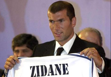 Zidane nu va mai fi secundul lui Ancelotti! Zizou a fost numit antrenor principal