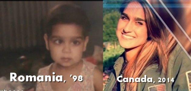 Generaţia Pierdută, episodul 9: Călătoria vieţii pentru Erika: Canada-România