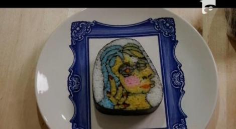 Impresionanat! O japoneză face din sushi adevărate opere de artă
