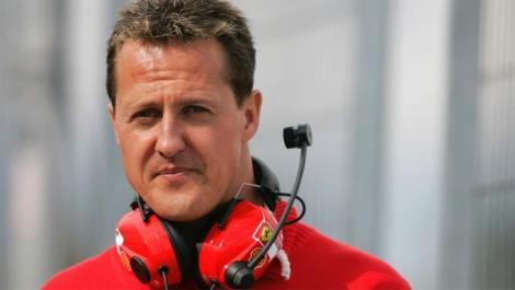 """Soţia lui Schumacher: """"Suntem încrezători că timpul va fi aliatul lui Michael"""""""