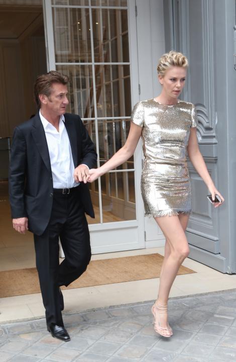 Charlize Theron şi Sean Penn se pregătesc de nuntă