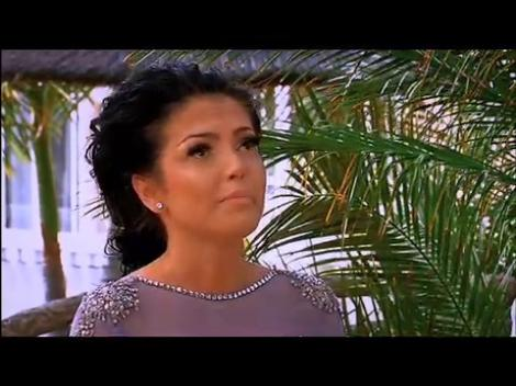 """Andreea Mantea, în lacrimi la """"Burlăciţa"""" """"Nu vă ţine nimeni cu forţa aici!"""""""
