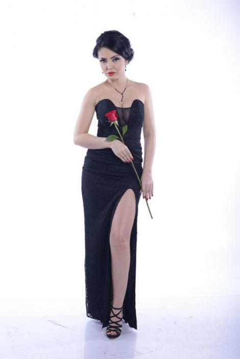 """Andreea Mantea a îmbrăcat rochia de mireasă: """"Simt că el e singurul care ar putea să devină soţ!"""""""