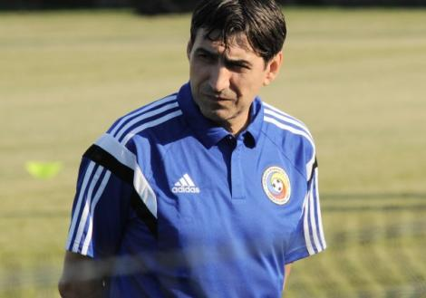 """Victor Piţurcă are planuri mari cu echipa naţională: """"Vreau ZECE puncte în 2014"""""""