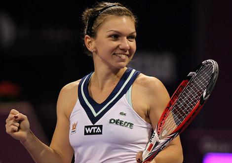 Încă o victorie pentru Simona Halep! S-a calificat în sferturile de finală ale turneului de la Cincinnati
