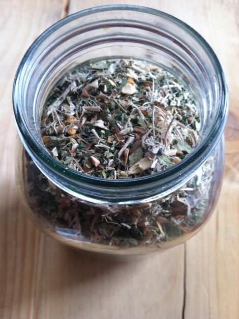 Cum să prepari un ceai bun pentru slăbit?