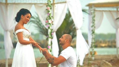 """Andreea Mantea a primit inelul şi cererea în căsătorie şi a spus """"DA!"""""""