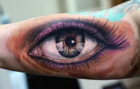 Rămâi cu gura căscată! Iată cele mai TARI tatuaje realizate vreodată!