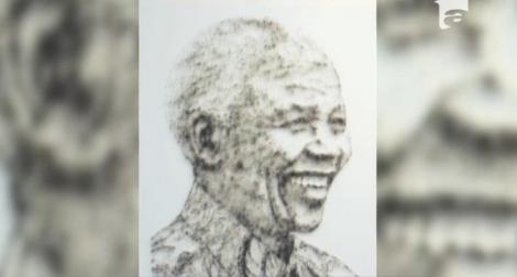 Creionul e istorie! Un arhitect creează portrete UIMITOARE, cu ajutorul ciocanului, care se vând pe sume colosale