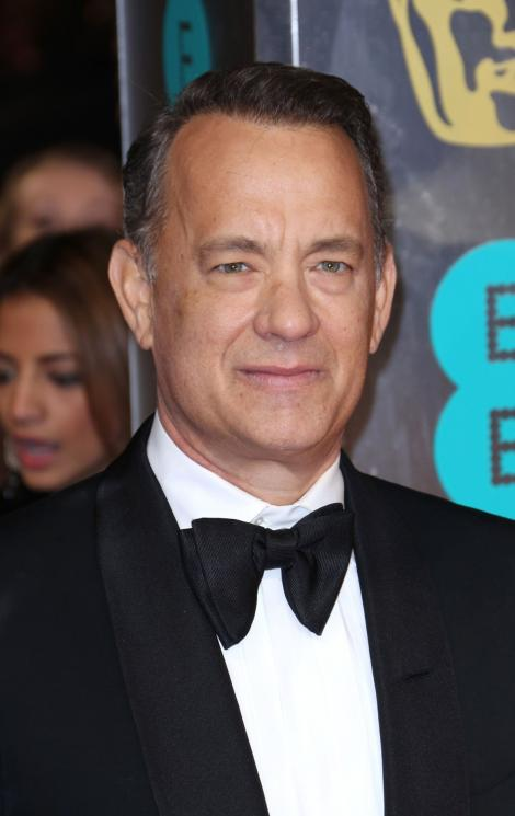 """Tom Hanks revine în rolul principal din seria """"Codul lui Da Vinci"""""""