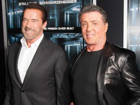 """Două LEGENDE mondiale şi rivalitatea dintre ele! Sylvester Stallone, despre Arnold Schwarzenegger: """"Îmi venea să-l sugrum"""""""