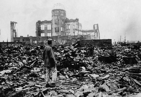 Ceremonie de comemorare: 69 de ani de la atacul de la Hiroshima