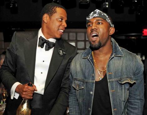 Se întâmplă și la case mai mari! Jay-Z şi Kanye West sunt acuzaţi de plagiat