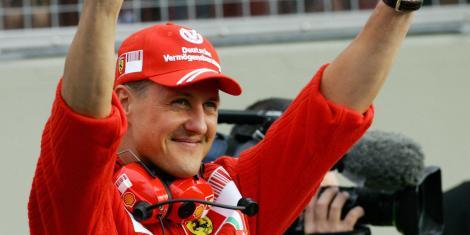 În sfârșit o VESTE BUNĂ! Vezi LIVE întoarcerea lui Michael Schumacher acasă