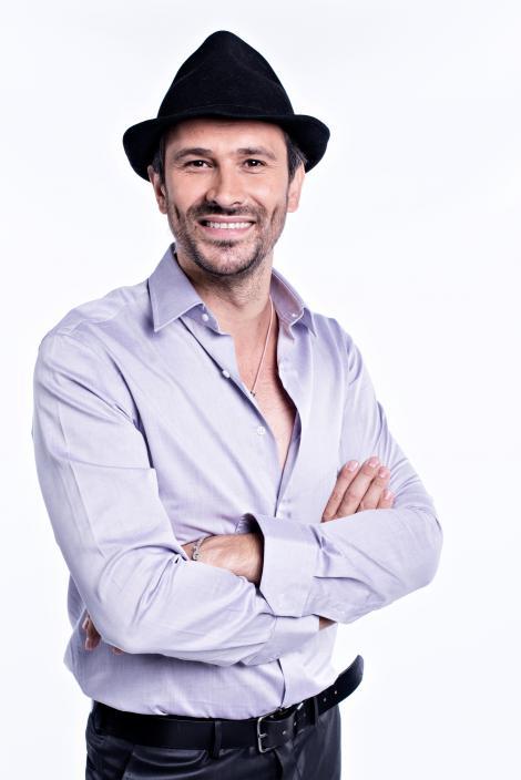 """Nicolai Tand, la """"Dansează printre stele"""": """"Mă bucur că am ocazia să învăț să dansez cu adevărat la 40 de ani"""""""