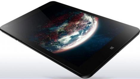 Lenovo ThinkPad 8 – Tableta potrivită sectorului business