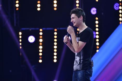 Ştefan Condrea, numit şi OMUL ORCHESTRĂ, despre ce înseamnă X Factor pentru el