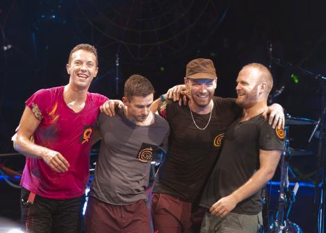 Trupa Coldplay, impresionată de un cover realizat de români: Iată mesajul trupei pentru ei!