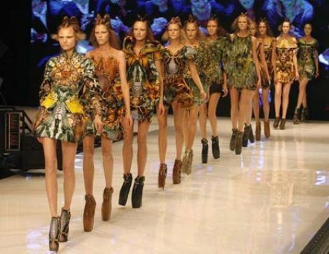 Ora exactă în materie de modă se dă zilele acestea la New York