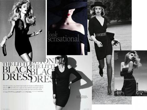 Little Black Dress, o piesă inedită. Designerul Ellida Toma te sfătuiește!