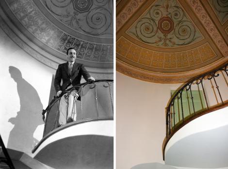 Walt Disney, maestru al poveștilor și acasă: Uite cum arăta și cum este acum locuința lui de basm!