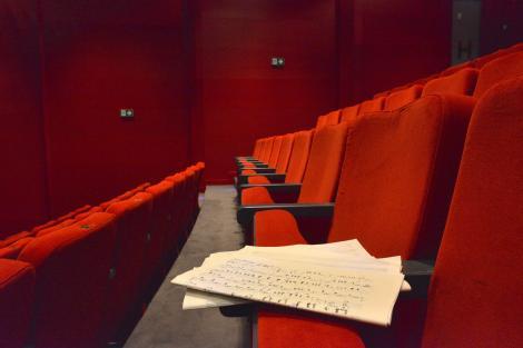 """Noua sală de spectacole a Teatrului de Operetă şi Musical ,,Ion Dacian"""" este prima clădire destinată artelor spectacolului muzical construită în România, după anul 1989"""