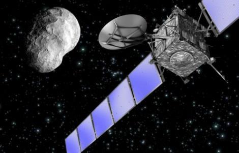 Descoperire ULUITOARE! Oxigen în atmosfera unei comete!