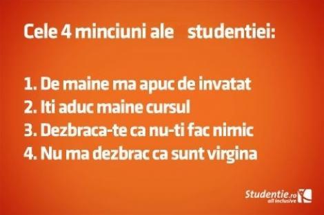 Atenţie, s-au întors studenţii! Topul celor mai tari glume despre noul an universitar