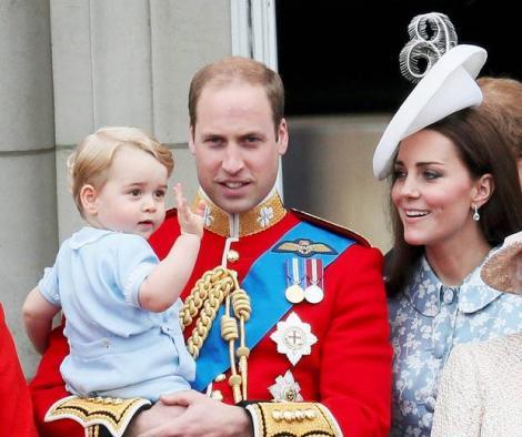 Cercetătorii britanici au realizat un experiment inedit! Cum va arăta prințul George la maturitate