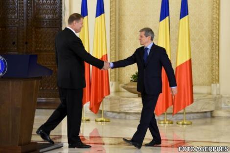 """Avem Guvern! Cabinetul """"Cioloș"""" a depus jurământul!"""