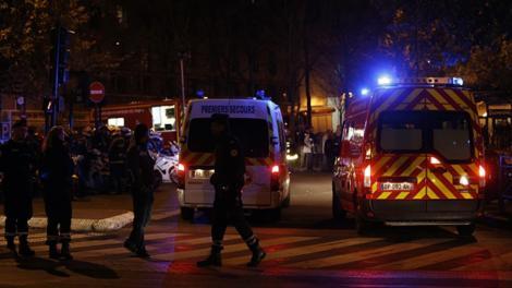 Împuşcături în nordul Parisului: Mai mulți polițiști au fost răniţi în timpul asaltului